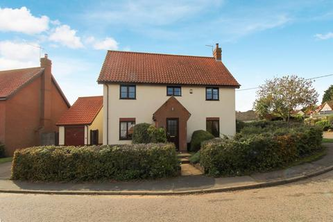 4 bedroom detached house for sale - Crownfields, Ufford, IP13 6EY