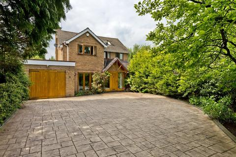 4 bedroom detached house to rent - Blossomfield Road, Solihull
