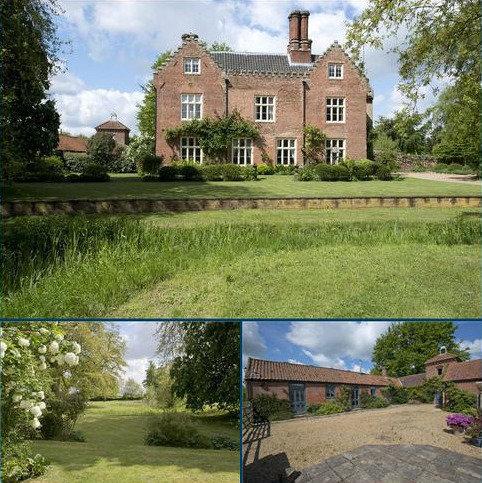 6 bedroom detached house for sale - East Tuddenham, Near Barnham Broom, Norfolk