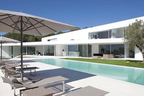 6 bedroom villa  - Cala Salada, Ibiza