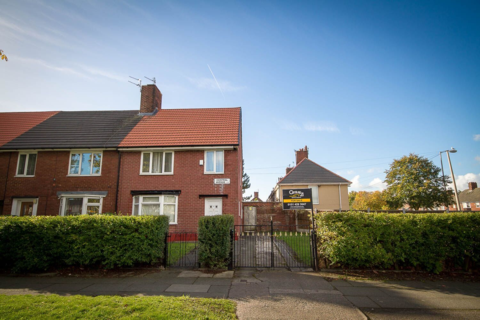 3 bedroom end of terrace house for sale - Central Avenue, Liverpool, L24