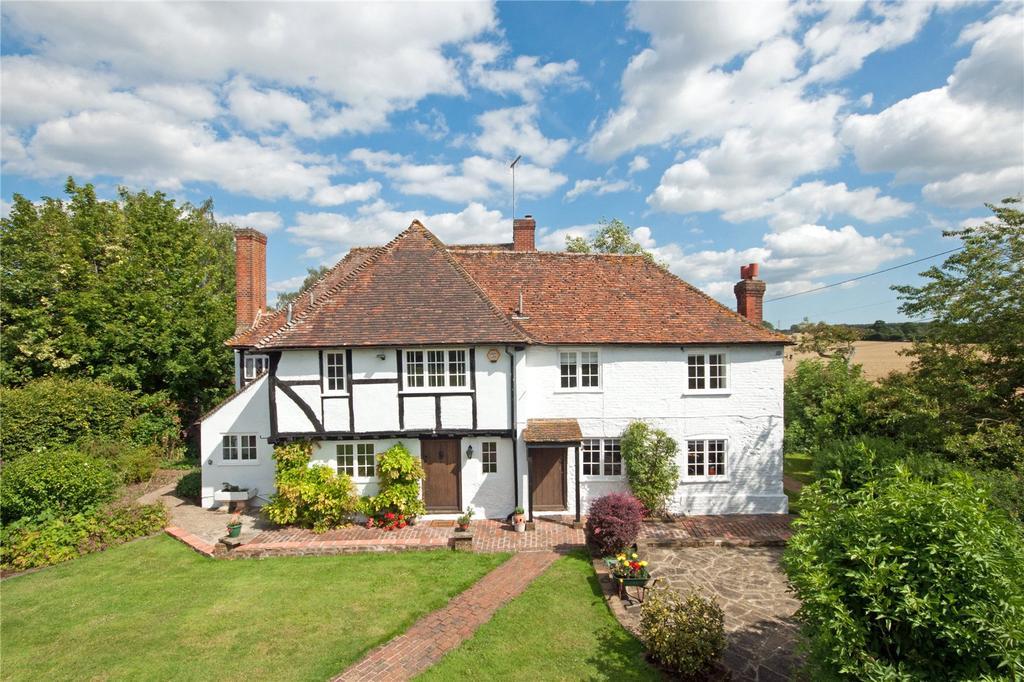 6 Bedrooms Detached House for sale in Fisher Street Road, Badlesmere, Faversham, Kent