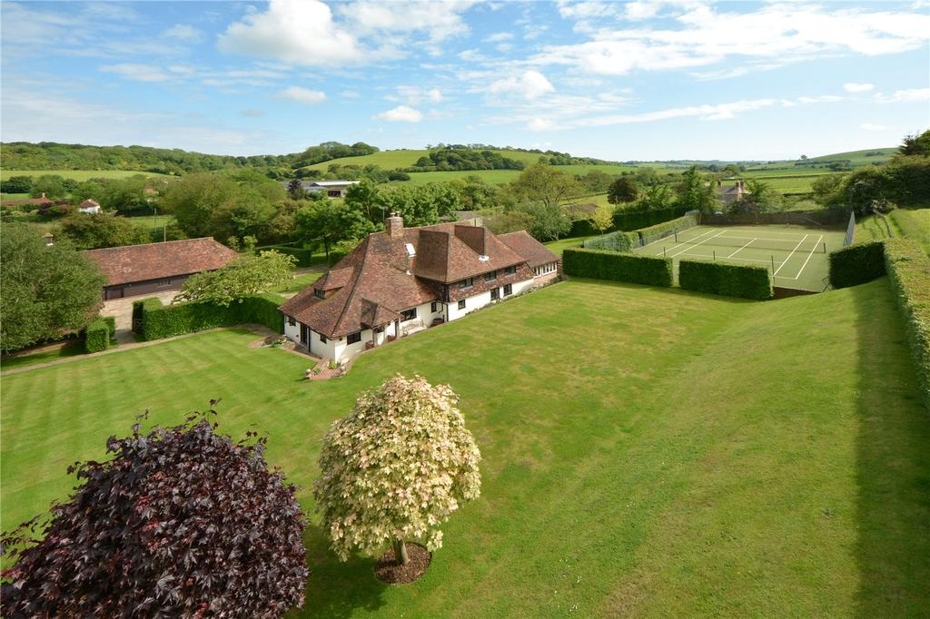 6 Bedrooms House for sale in Wingmore, Elham, Canterbury, Kent