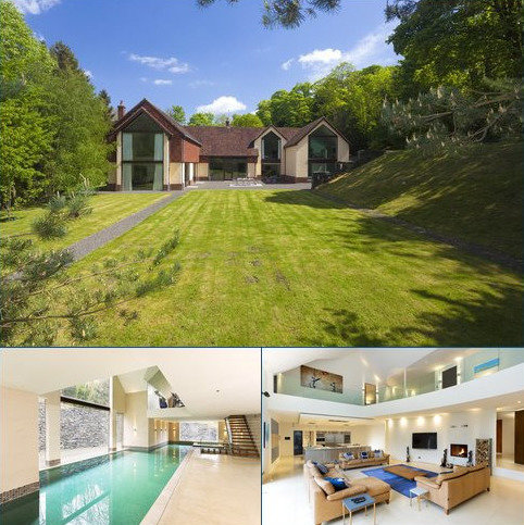 5 bedroom detached house for sale - Taylors Hill, Chilham, Canterbury, Kent