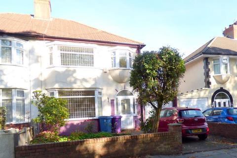 3 bedroom semi-detached house for sale - West Oakhill Park, Old Swan, Liverpool