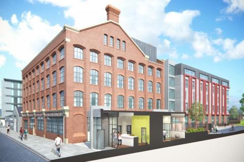 Studio for sale - Fox Street Village   30 Fox Street ,  Liverpool, L3