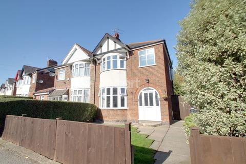 3 bedroom semi-detached house for sale - Petworth Drive, Leicester
