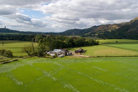 3 bedroom detached house for sale - Gogar Mains Farm Lot 1, Blairlogie, Stirling, Stirlingshire, FK9