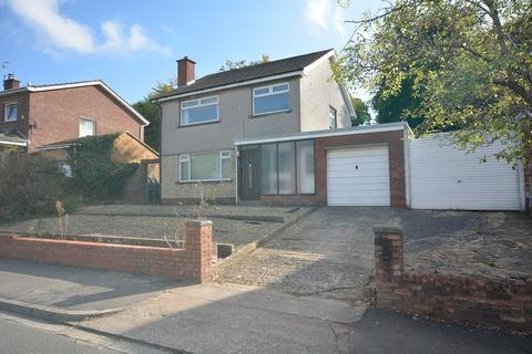 4 bedroom detached house for sale - Ridgeway Road, Rumney, Cardiff. CF3