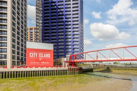 Studio for sale - Defoe House, London City Island, London, E14