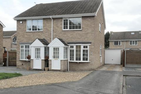2 bedroom semi-detached house for sale - Cedarwood Drive, Hull