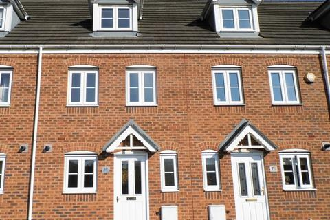 3 bedroom townhouse for sale - Windrush Close, Pelsall, Walsall