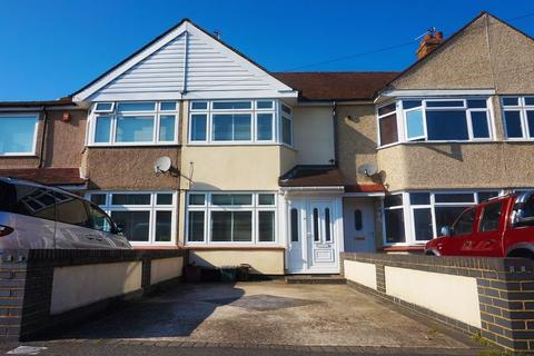 2 bedroom terraced house to rent - Dorchester Avenue