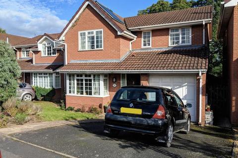 4 bedroom detached house for sale - Beechfields Way, Newport