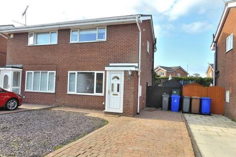 2 bedroom semi-detached house for sale - Aegean Close, Trentham