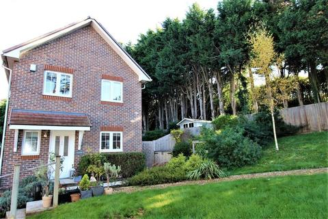 3 bedroom detached house for sale - Hill Cottage Gardens, West end, Southampton