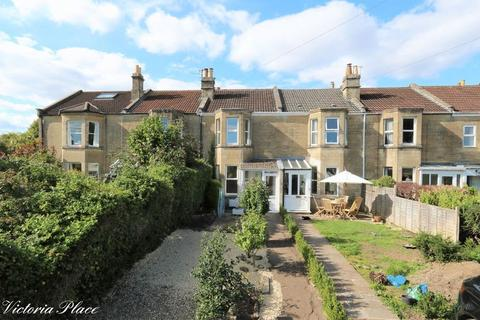2 bedroom terraced house to rent - Victoria Place, Combe Down, Bath
