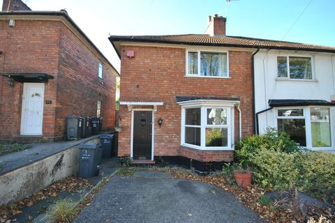 2 bedroom semi-detached house to rent - Lyndworth Road, Stirchley