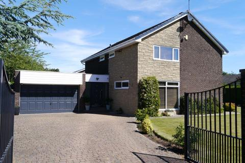 4 bedroom detached house for sale - Hadrian Court, Darras Hall