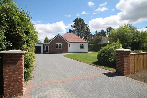 3 bedroom detached bungalow for sale - Woodside, Ponteland