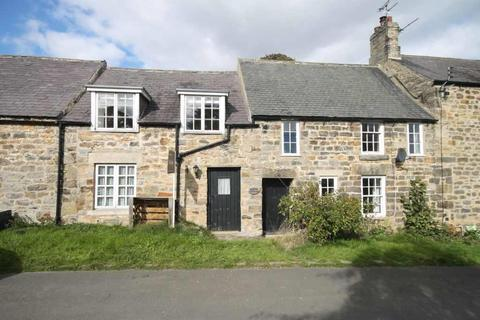 2 bedroom terraced house for sale - CHARACTER 2 BED COTTAGE IN NEED OF UPDATING High Callerton, Ponteland, Newcastle Upon Tyne
