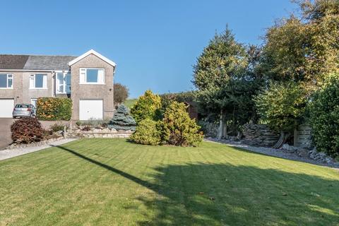 3 bedroom semi-detached house for sale - Sunny Crest, Flookburgh Road, Allithwaite