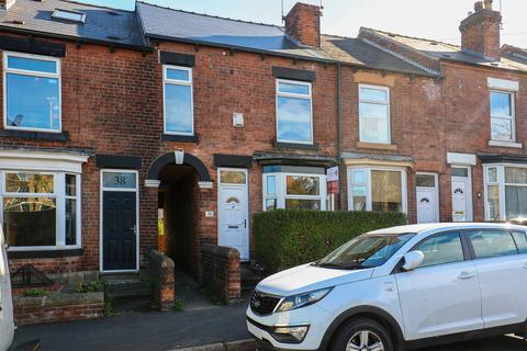 3 bedroom terraced house for sale - Station Road, Woodhouse