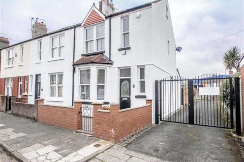 2 bedroom end of terrace house for sale - Halsbury Road, Victoria Park, Cardiff