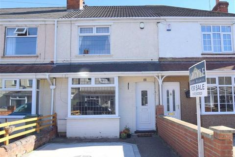 3 bedroom terraced house for sale - Elm Avenue, Grimsby, North East Lincolnshire