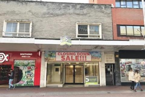 Shop to rent - High Street, Southend On Sea, Essex