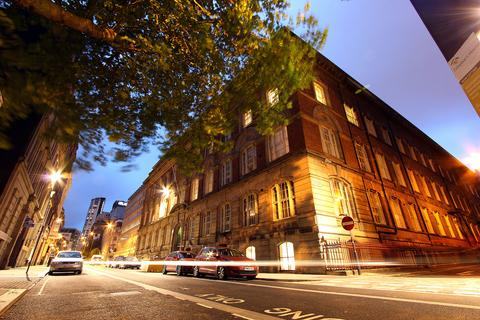 2 bedroom apartment to rent - The Albany, Old Hall Street