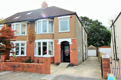 4 bedroom semi-detached house for sale - St. Angela Road, Heath
