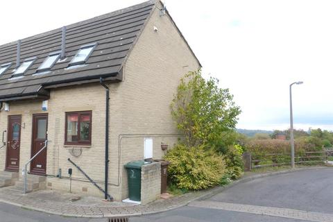2 bedroom townhouse for sale - Amblers Croft, Thackley, BD10 0RW