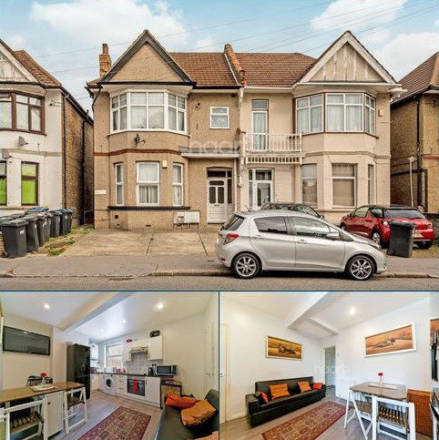 1 bedroom flat for sale - Melfort Road, Thornton Heath, CR7