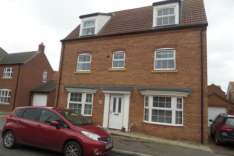 5 bedroom detached house to rent - Ploughmans Lane, Lincoln LN2