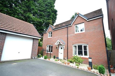 4 bedroom detached house for sale - Clos Hendre Gadno, Old St. Mellons, Cardiff, CF3