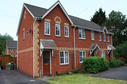 2 bedroom end of terrace house to rent - Stocken Close, Hucclecote, Gloucester, GL3