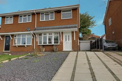 3 bedroom semi-detached house to rent - Browning Grove, Talke