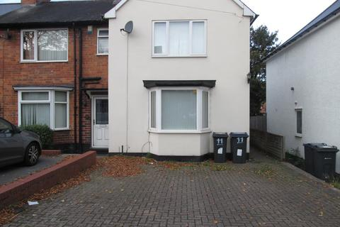 2 bedroom end of terrace house to rent - Springcroft Road, Tyseley
