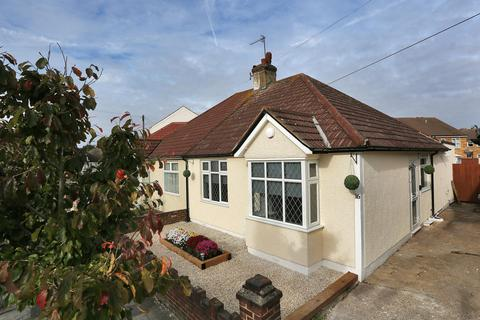 2 bedroom semi-detached bungalow for sale - Blanmerle Road, New Eltham, London, SE9 2EA
