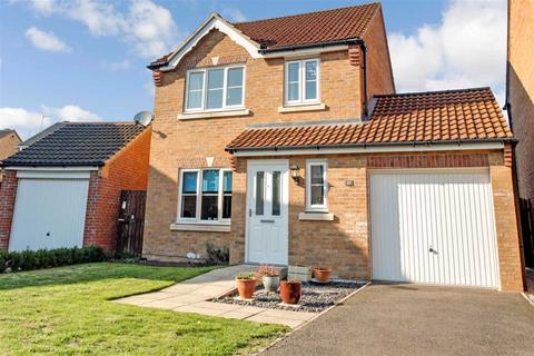 3 bedroom detached house for sale - Bracken Court, South Hykeham, Lincoln