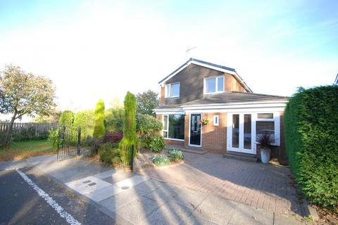 4 bedroom detached house for sale - Milverton Court, Kingston Park