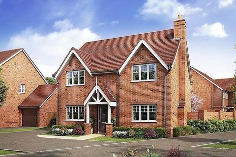 4 bedroom detached house for sale - Hyde End Road, Spencers Wood, Reading, RG7