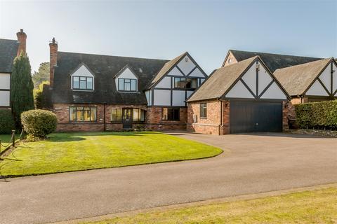4 bedroom detached house for sale - Aldridge Road, Little Aston, Sutton Coldfield, B74 3BQ