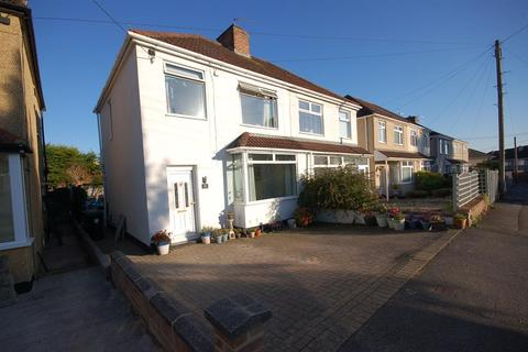 3 bedroom semi-detached house for sale - Counterpool Road, Bristol, BS15 8DQ