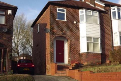 3 bedroom semi-detached house to rent - Sandringham Road , Bredbury, Stockport SK6 2EJ