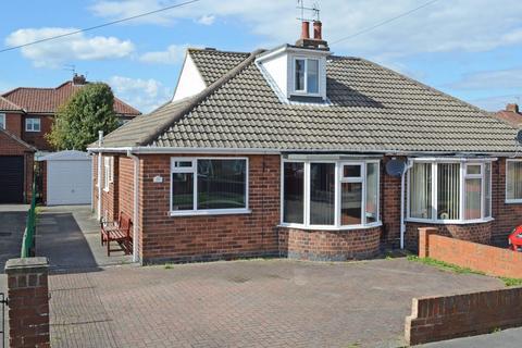 2 bedroom semi-detached bungalow for sale - Melton Avenue, Rawcliffe