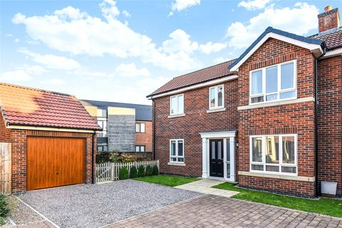 4 bedroom detached house for sale - Canal Court, Saxilby, LN1