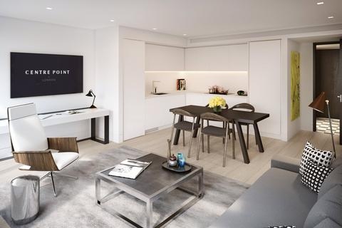 1 bedroom apartment to rent - Centre Point Residences, 103 New Oxford Street, WC1A