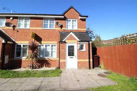 3 bedroom end of terrace house for sale - Woodhurst Close, Huyton, Liverpool, Merseyside, L36